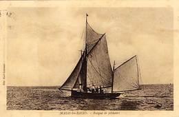 59 - MALO-les-BAINS - Barque De Pêcheurs - - Malo Les Bains