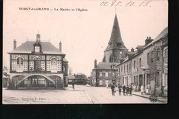 CPA1419....TORCY LE GRAND - France