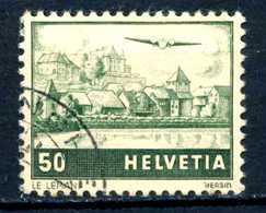 SVIZZERA - HELVETIA - Year 1941 - AIRMAIL - Viaggiato - Traveled - Voyagè - Gereist. - Posta Aerea