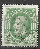 9W-994: N°30: Ps: 283: OSTENDE - 1869-1883 Leopold II