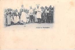 Afrique SOUDAN  Editions Cliché Du Photosphere (1)  (Un Tam-tam Dance Danse Musiciens)- Cpa  DOS SIMPLE *PRIX FIXE - Sudan