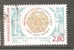 FRANCE 1994 Y T N ° 2912 Oblitéré - France