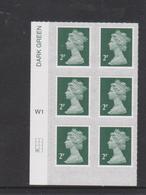 GB Walsall 2p Cylinder Block M18L , SBP2u, MNH - 1952-.... (Elisabeth II.)