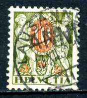 SVIZZERA - HELVETIA - Year 1941 - MARK TAXES - Viaggiato - Traveled - Voyagè - Gereist. - Segnatasse
