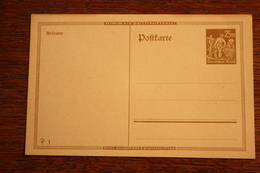 ( 2971 ) Ganzsache Deutsches Reich P  I   * -   Erhaltung Siehe Bild - Allemagne