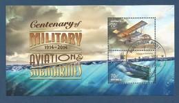 Australien 2014  Mi.Nr. Sheet - 4157 / 4158 , Centenary Of Military - Gestempelt / Fine Used / (o) - 2010-... Elizabeth II
