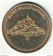 Monnaie De Paris 50.Mont Saint Michel - Vue Générale 2012 - Monnaie De Paris