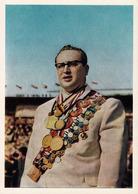 YURY PETROVICH VLASOV - CHAMION OLYMPIQUE En 1960 / OLYMPIC CHAMPIN In 1960 - U.S.S.R. SPARTAKIADE - 1964 (ha04) - Weightlifting