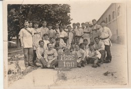 Photo Militaire : 506 Régt. C.H.R. ( Tankiste ) - Pére 100 - Besançon 1926 - Guerre, Militaire