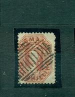 Australien, Tasmanien , Königin Victoria  Nr. 19 C Gestempelt - 1853-1912 Tasmania