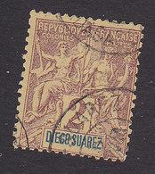 Diego-Suarez, Scott #39, Used, Navigation And Commerce, Issued 1894 - Diego-suarez (1890-1898)