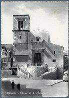 °°° Cartolina N. 11 Mistretta Chiesa Di S. Giovanni Viaggiata °°° - Messina