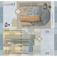 25 Pieces Syria - 50 Pounds 2009 UNC - Syria