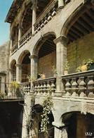34 Pezenas Hôtel D'Alfonce Loggia De L'Hôtel (2 Scans) - Pezenas