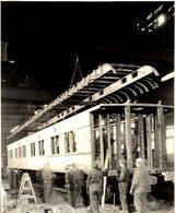 1929 New Canadian Railway Coaches  SUN BATHS VITA GLASS  1929  PHOTOGRAPH  Fonds Victor FORBIN (1864-1947) - Trenes
