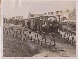QUAINTEST RAILWAY  BALLYBUNION RAILWAY IRELAND DUBLIN COURT OF CHANCERY  Fonds Victor FORBIN (1864-1947) - Trenes