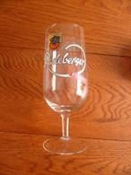 Verre à Bière Publicité Radeberger  Export - Glasses