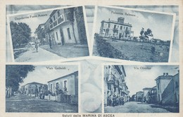 SALUTI DA MARINA DI ASCEA - Salerno