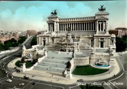ZX+ Italien Rom Denkmal Viktor Emmanuel II. - Roma