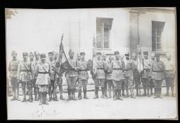 Photo Militaire A Identifier - Guerre, Militaire