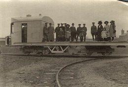 RAILWAY   Fonds Victor FORBIN (1864-1947) - Trenes