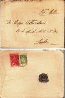 """PORTOGALLO - TIPO CERES-TASSA POSTALE  """"PER I POVERI """" 01/01/1917. - 1910 - ... Repubblica"""
