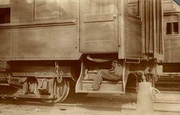 Fonds Victor FORBIN (1864-1947) - Trenes