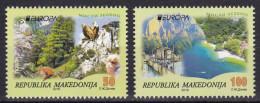Macedonia 2016 Europa CEPT, Think GREN, Fox, Eagle, Partridge, Fauna, Birds, Set MNH - 2016