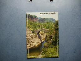 THUEYTS    -  07  -  Pont Du Diable   -  ARDECHE - Autres Communes