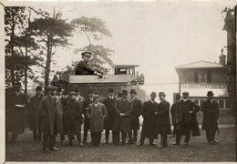 THE BRENEN BRENNAN  MONORAIL BRIGHTON   Fonds Victor FORBIN (1864-1947) - Trenes