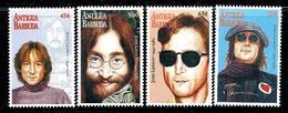 "Antigua    ""John Lenon""    Set   SC# 1959-62   MNH - Antigua And Barbuda (1981-...)"