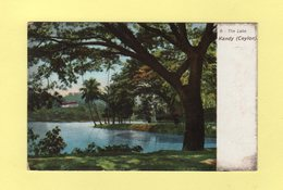 Ceylan - Ceylon - Sri Lanka - The Lake - Sri Lanka (Ceylon)