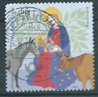 ALLEMAGNE ALEMANIA GERMANY DEUTSCHLAND BUND 2007 CHRISTMAS: NATIVITY SCENES MI 2627 YV 2453 SC B992 SG 3501 - Gebraucht