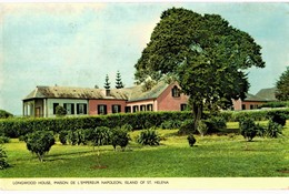 CPSM N°22631 - LONGWOOD HOUSE, MAISON DE L' EMPEREUR NAPOLEON, ISLAND OF ST. HELENA - Sant'Elena