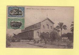 Moyen Congo - Kimpako - L Eglise Jesuites - Congo Belge - Congo Belge - Autres