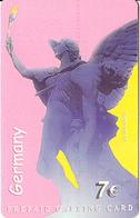 GREECE - Germany, Amimex Prepaid Card 7 Euro, Tirage 20000, 03/03, Used - Greece