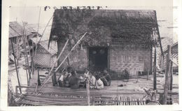 CARTE PHOTO MANDALAY BIRMANIE - Postcards
