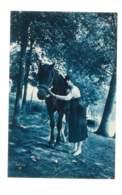 Femme Et Cheval Au Bord De L'eau - Azura - 6551 - Femmes