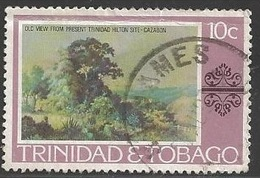 1976 10 Cents Columbus, Used - Trinidad & Tobago (1962-...)
