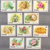 Rwanda 1981; Flowers ; MNH** High Value!! - 1980-89: Neufs