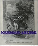 1904 CLICHY BALLON CAPTIF - CLUSE GRÉVE  - SARAH BERNHARDT A BELLE ISLE EN MER - TIGRE CONTRE TAUREAU - LE CONSERVATOIRE - Journaux - Quotidiens