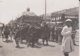 CHINA CHINE  FUNERAILLES  FOTO ALICE SCHALEK FUNERAL   Fonds Victor FORBIN (1864-1947) - Fotos