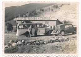 XALET REFUGI D ENVALIRA Omnibus GIFHORN über Weltkarte Bus Autobus - Andorre