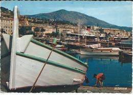 France > [20] [2A] Corse Du Sud > Ajaccio Via Germany  1957 - Ajaccio