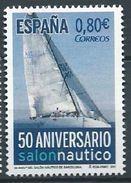 SPANIEN ESPAGNE SPAIN ESPAÑA  2011 50 ANIV NAUTICAL SHOW BARCELONA ED 4678 YV 4356 MI 4651 SG 4639 SC 3816 - 1931-Hoy: 2ª República - ... Juan Carlos I