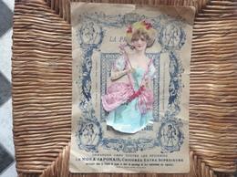 DECOUPI LA PRECIEUSE Chicorée Extra LE MOKA JAPONAIS B.Bourgeois & Labbe CAMBRAI Et PROVILLE  Nord - Victorian Die-cuts