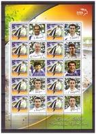 Greece 2004 European Championship Soccer Football S/S 2 MNH - Fußball-Europameisterschaft (UEFA)