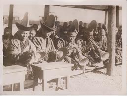 CLOITRE BOUDHISTE M POUDOVKINE  SCENE RUSSE  MONGOLIE  CHINA CHINE   Fonds Victor FORBIN (1864-1947) - Lugares