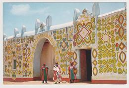 1590/ ZARIA, Nigeria. Entrance Of The Emir Palace (1973). - Non écrite. Unused. No Escrita. Non Scritta. Ungelaufen. - Nigeria