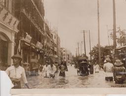 MISSING CORNER SEE SCAN THRU CANTON CHINA FLOOD CHINA CHINE   Fonds Victor FORBIN (1864-1947) - Lieux